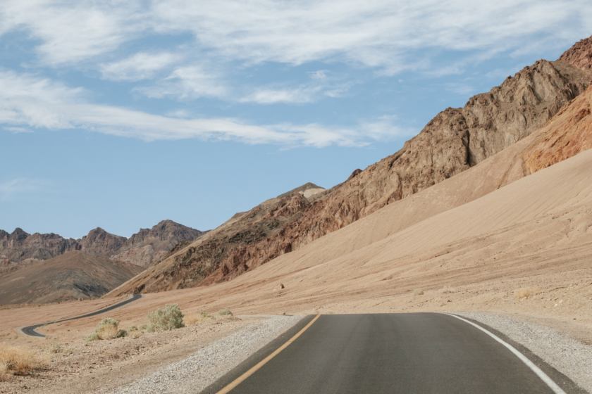 Death Valley, un site spectaculaire